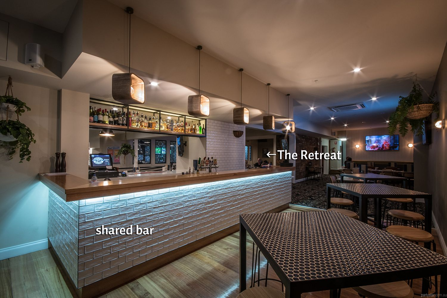 Albion Hotel Dandenong, Dandenong, VIC. Function Room hire photo #4