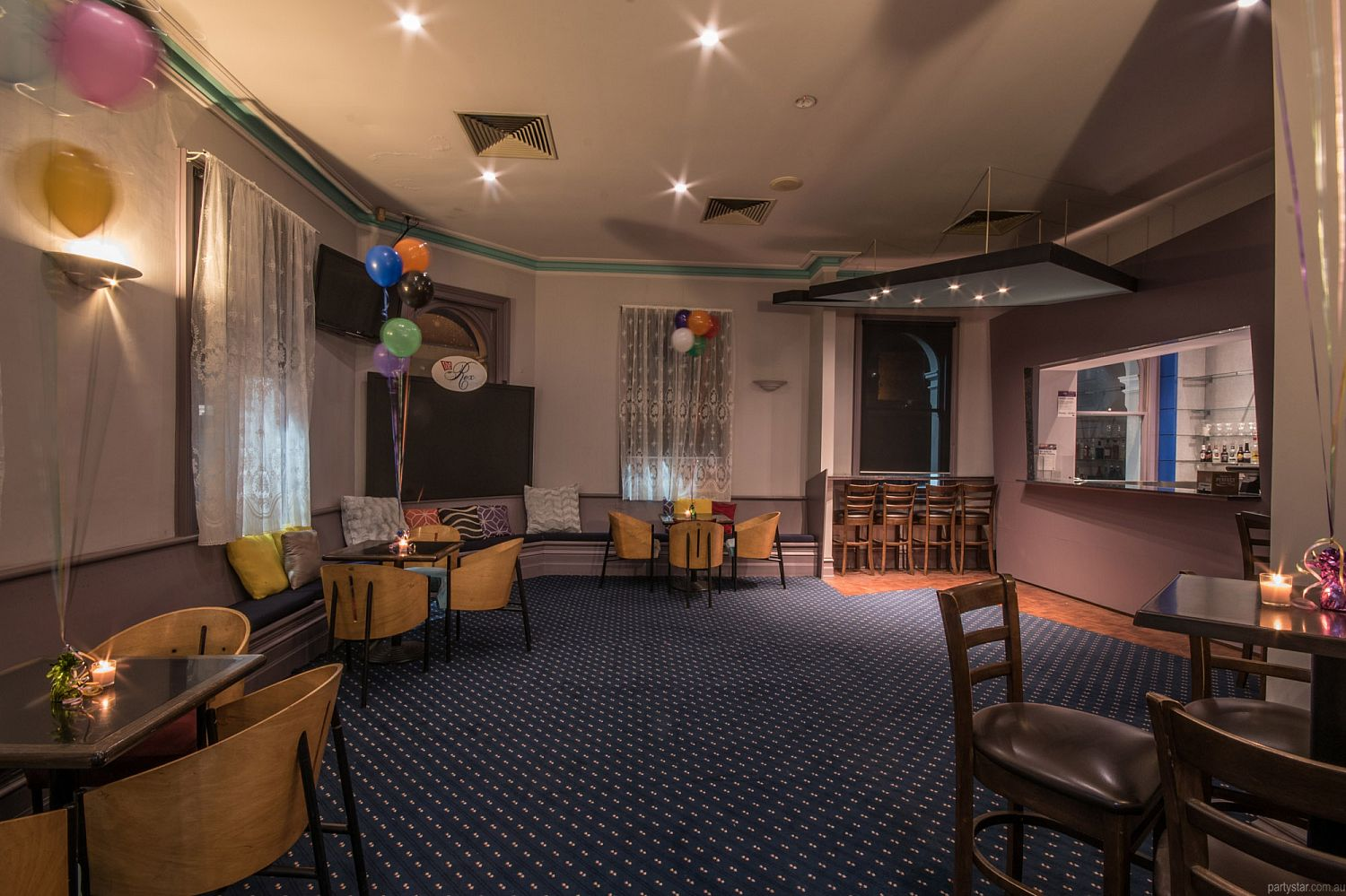 Rex Hotel, Port Melbourne, VIC. Function Room hire photo #2