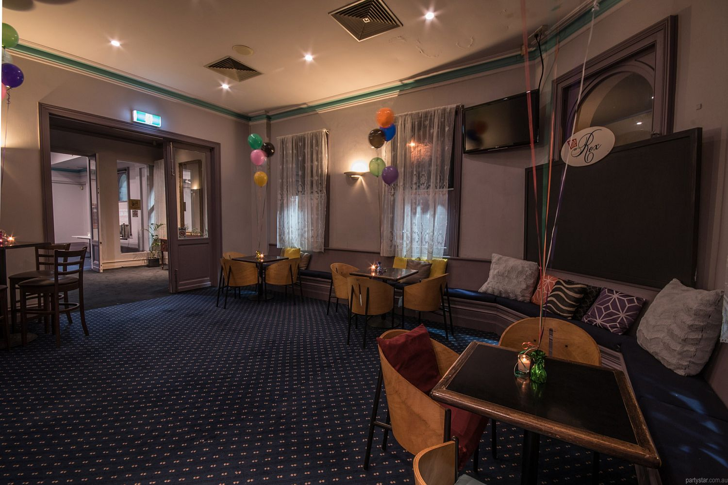 Rex Hotel, Port Melbourne, VIC. Function Room hire photo #3