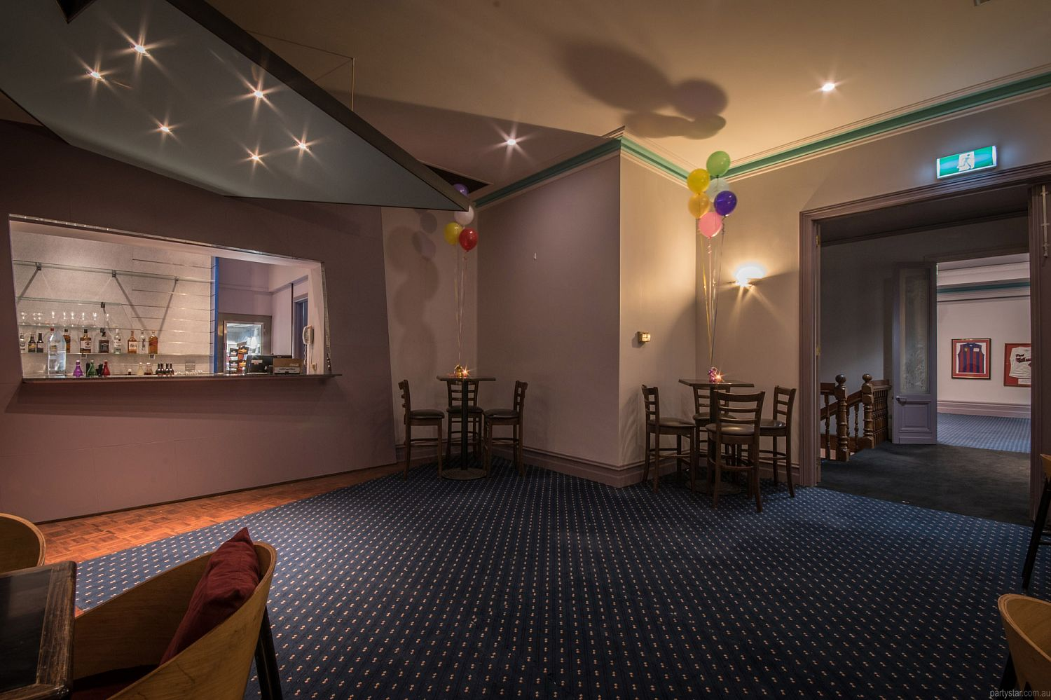 Rex Hotel, Port Melbourne, VIC. Function Room hire photo #4