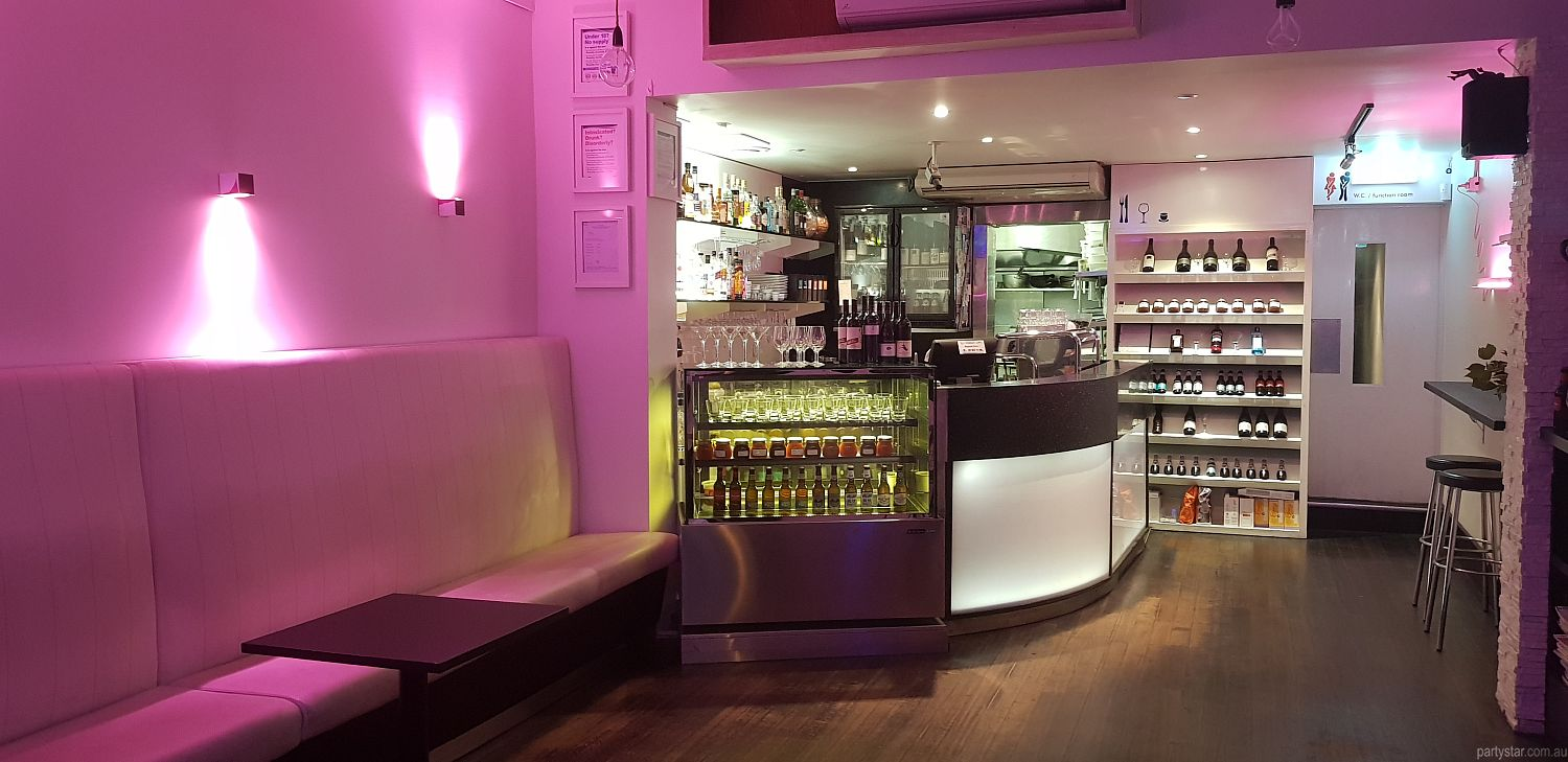 Verve Spice, South Yarra, VIC. Function Room hire photo #2