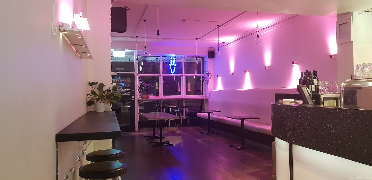 Verve Spice, South Yarra, VIC. Function Room hire photo #3