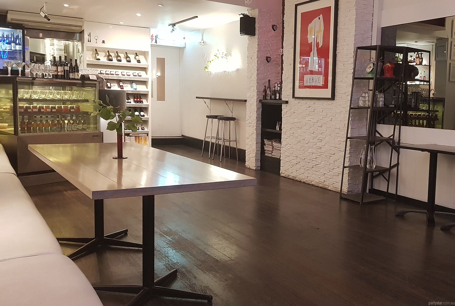 Verve Spice, South Yarra, VIC. Function Room hire photo #5