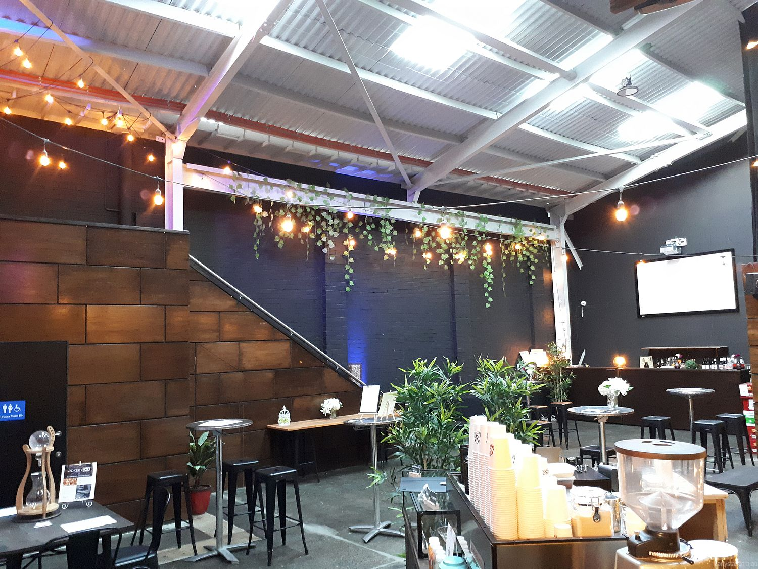 Rokeby100, Collingwood, VIC. Function Room hire photo #2