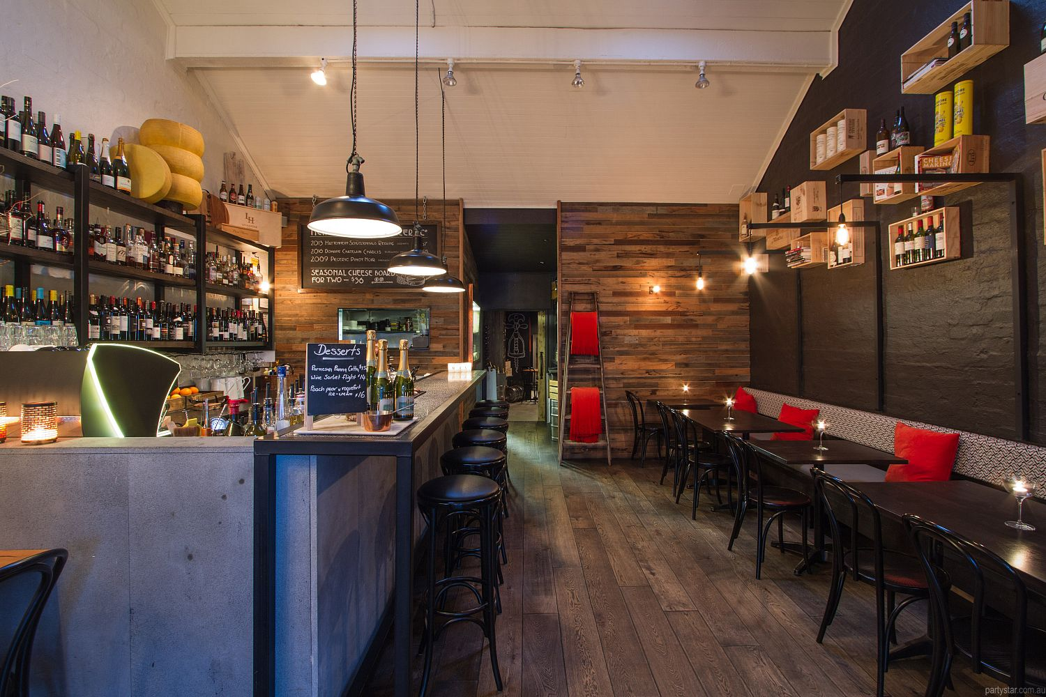 Spencer & Co, Carlton North, VIC. Function Room hire photo #2