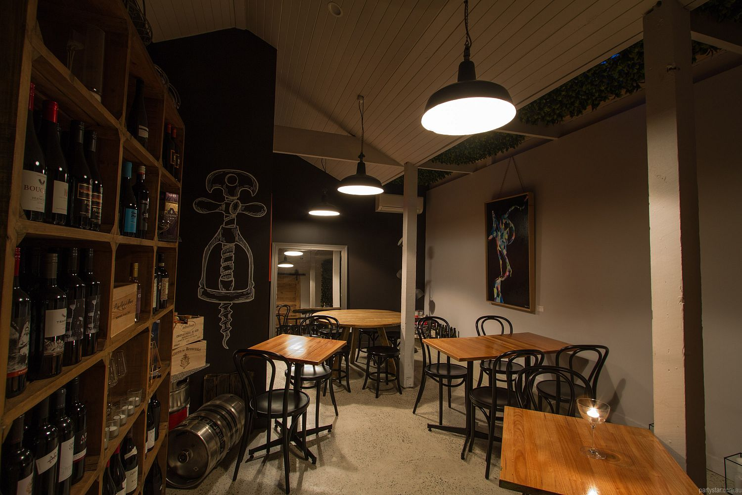Spencer & Co, Carlton North, VIC. Function Room hire photo #3