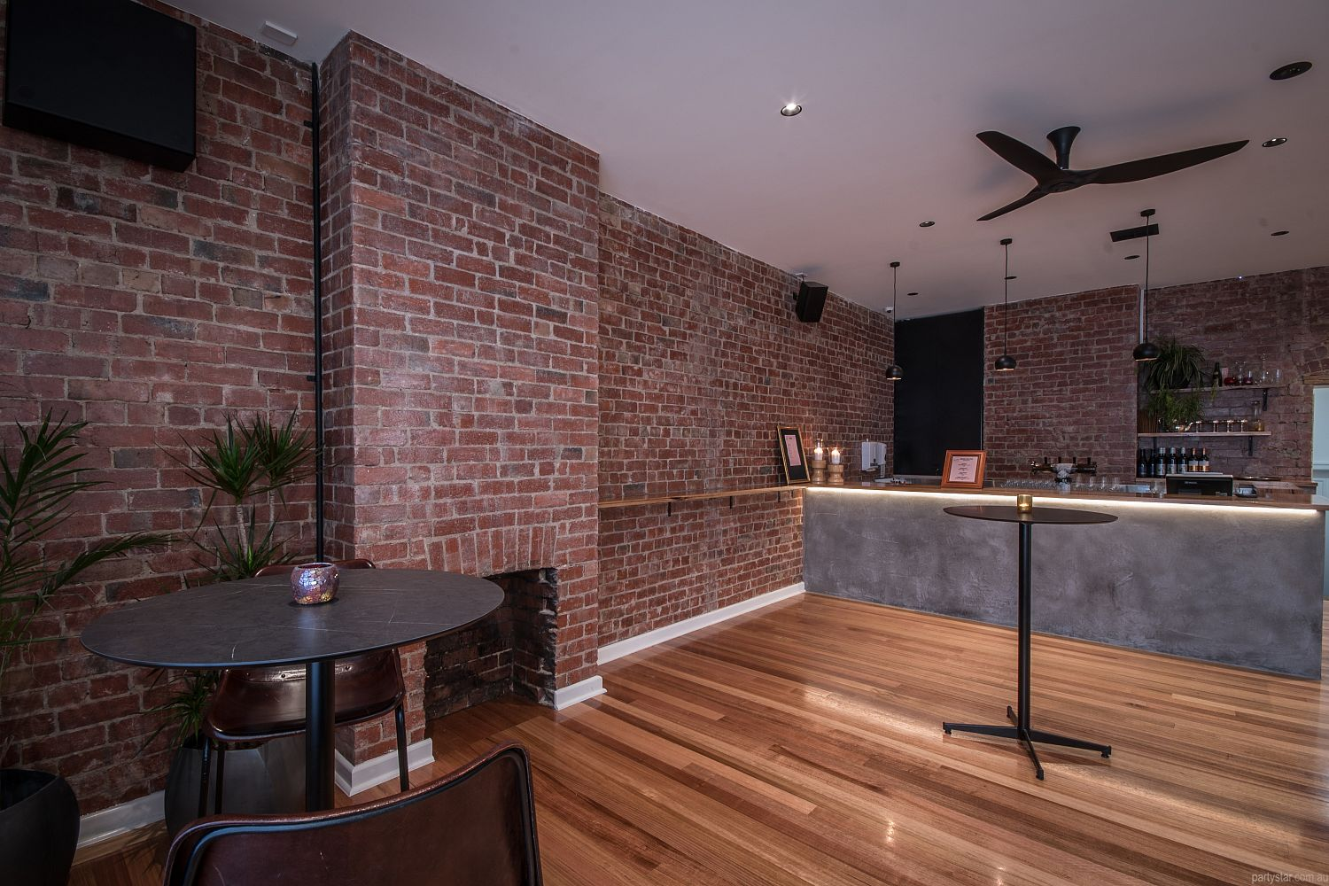 Johnny's Emporium, Yarraville, VIC. Function Room hire photo #1
