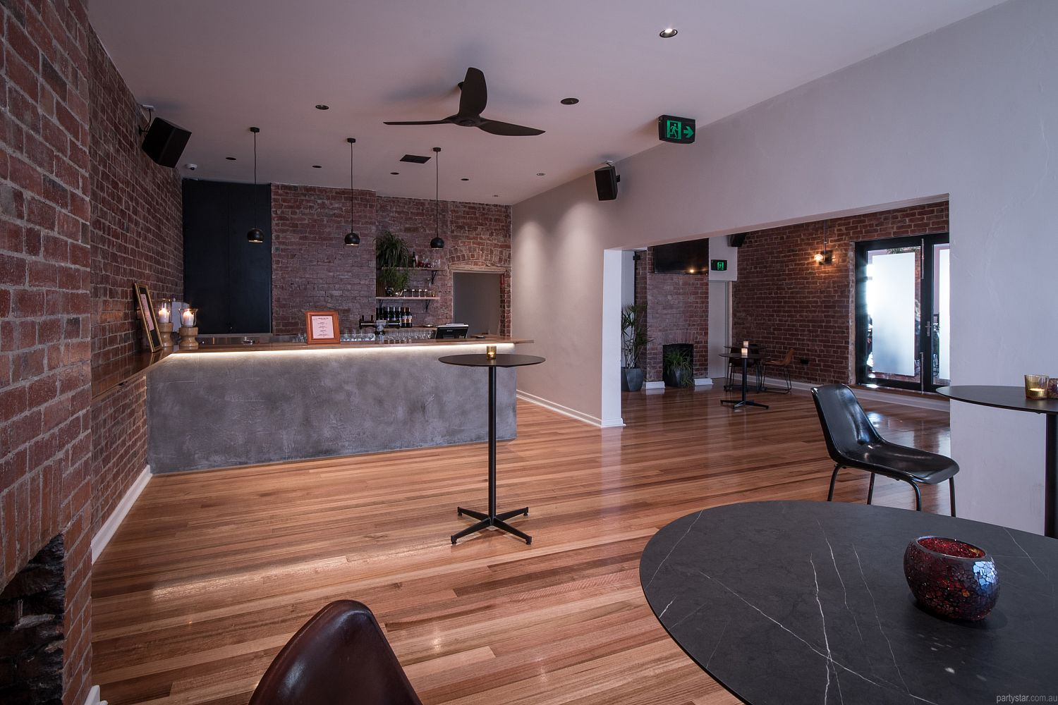 Johnny's Emporium, Yarraville, VIC. Function Room hire photo #2