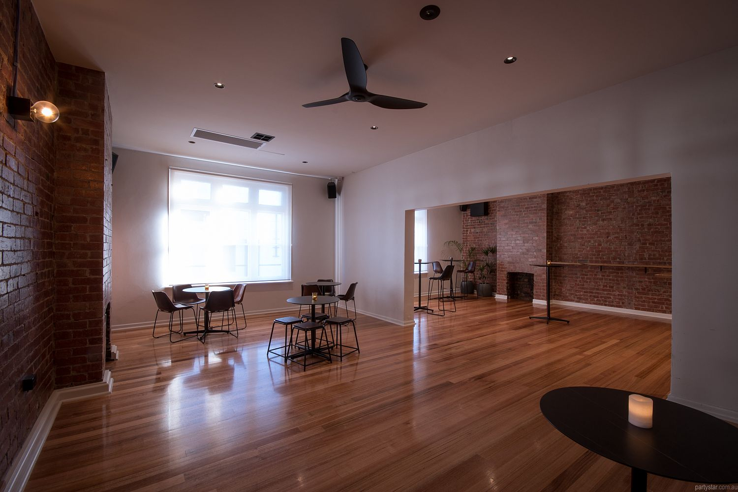 Johnny's Emporium, Yarraville, VIC. Function Room hire photo #5