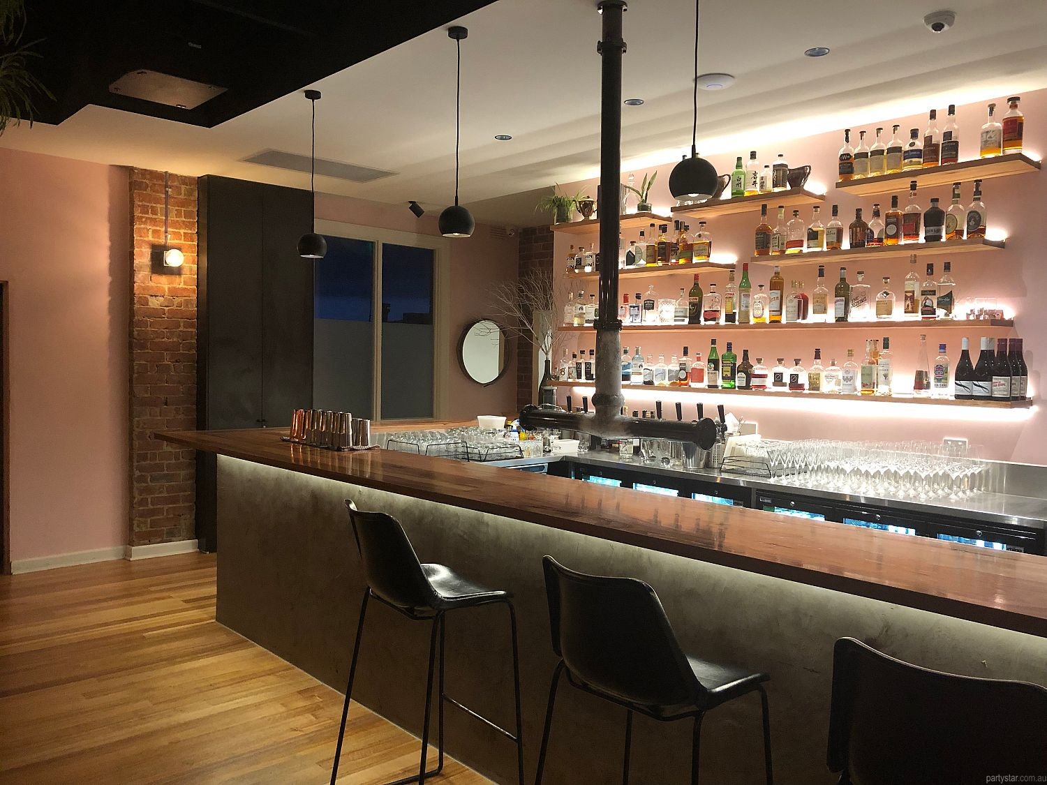 Johnny's Emporium, Yarraville, VIC. Function Room hire photo #3