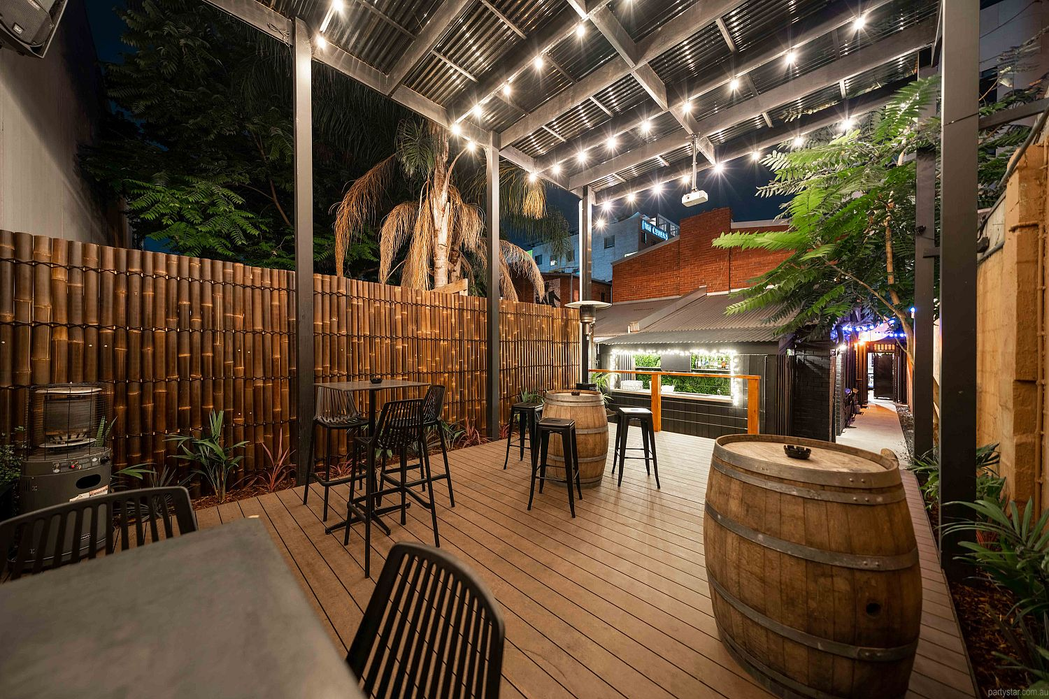 The PlayHouse, South Yarra, VIC. Function Room hire photo #1