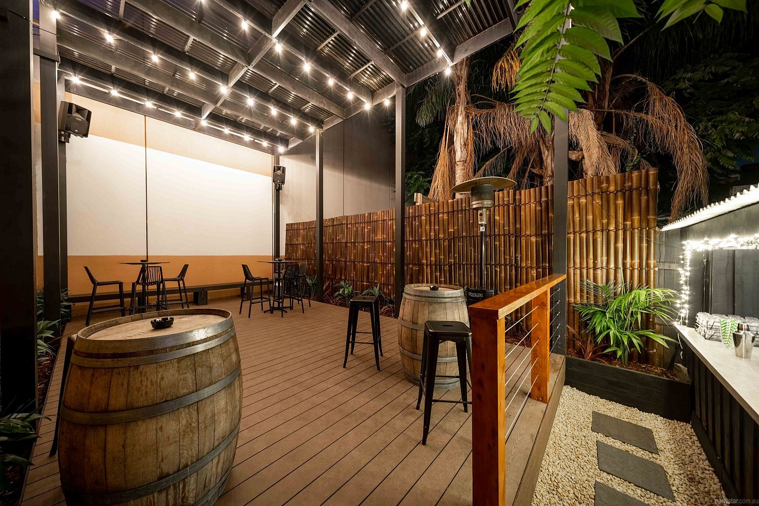 The PlayHouse, South Yarra, VIC. Function Room hire photo #2
