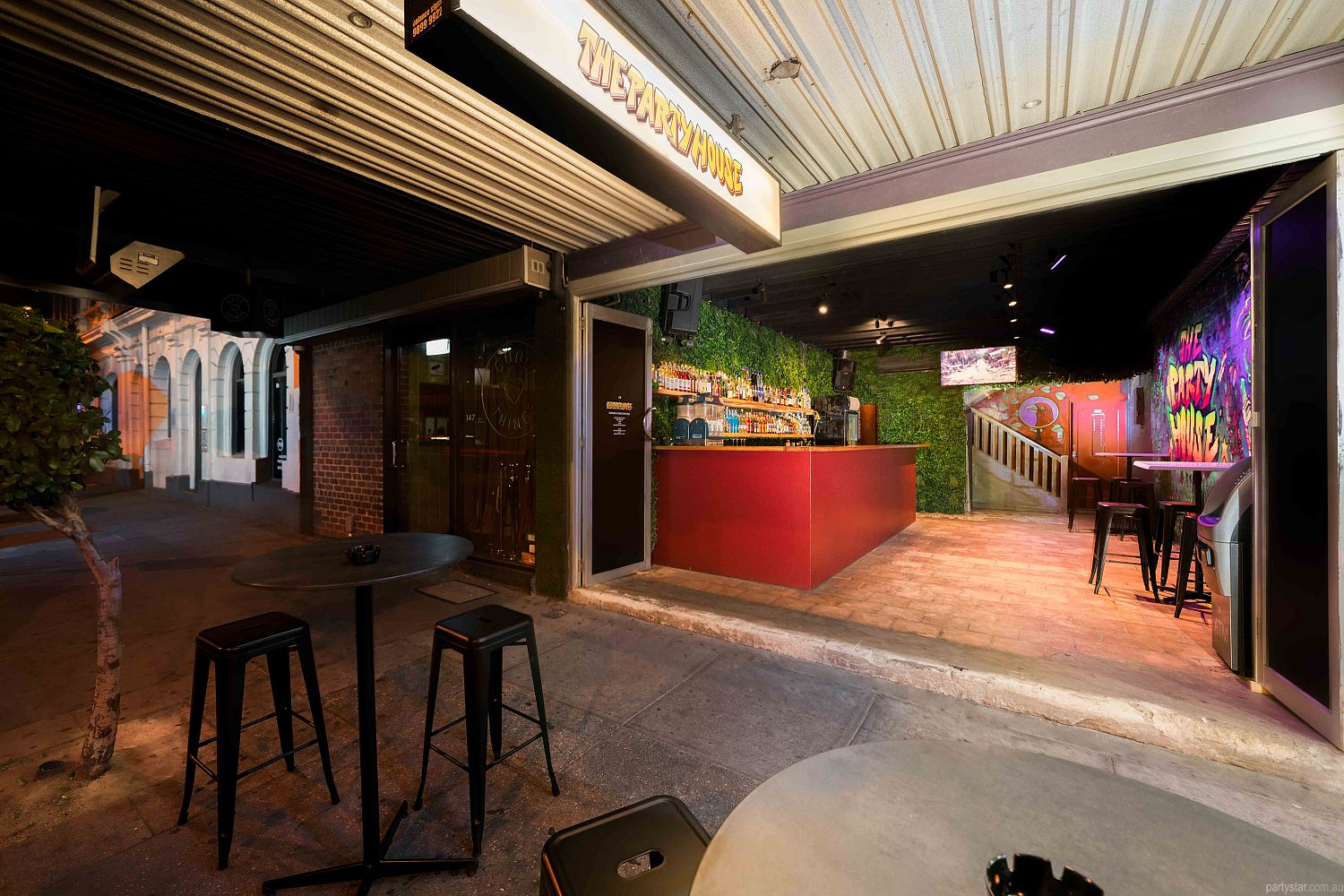 The PlayHouse, South Yarra, VIC. Function Room hire photo #3