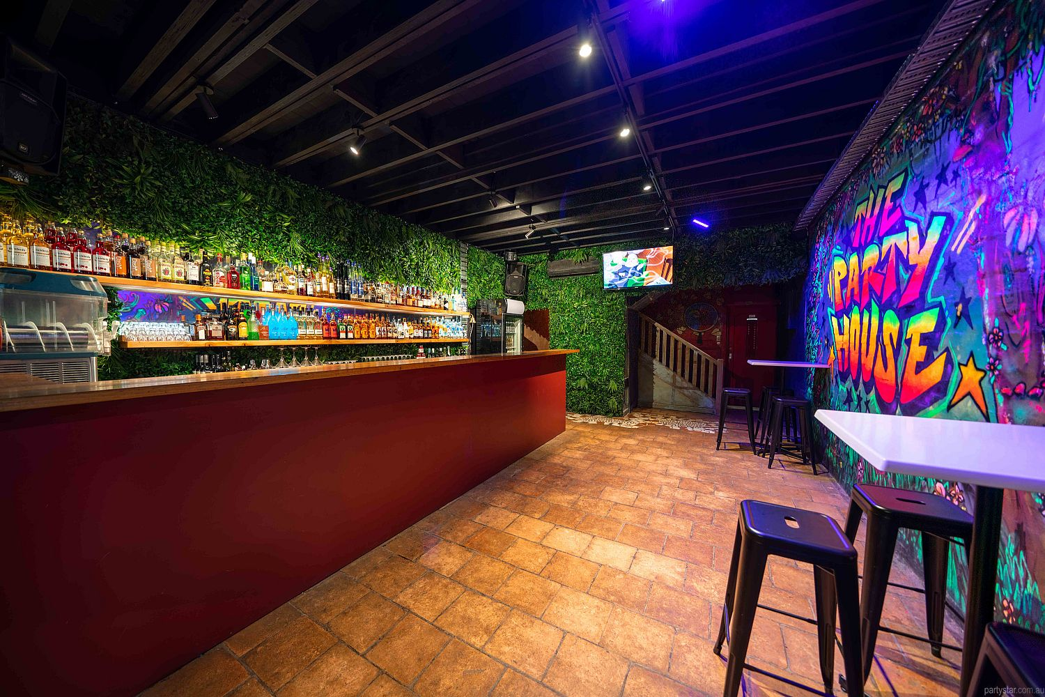 The Party House, South Yarra, VIC. Function Room hire photo #4