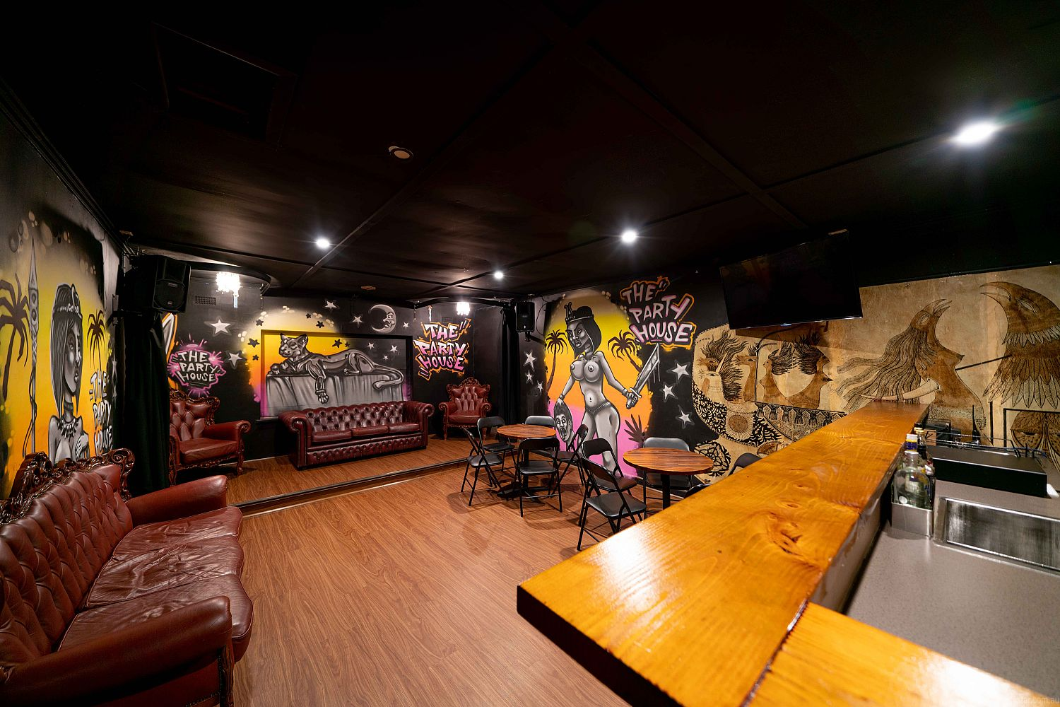 The Party House, South Yarra, VIC. Function Room hire photo #5