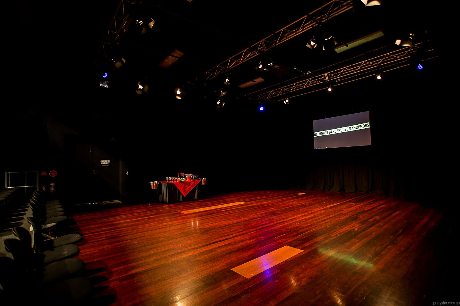 Dancehouse, Carlton North, VIC. Function Room hire photo #1