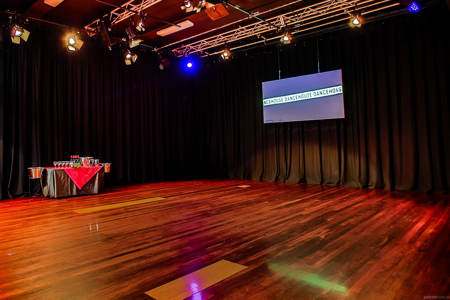 Dancehouse, Carlton North, VIC. Function Room hire photo #2