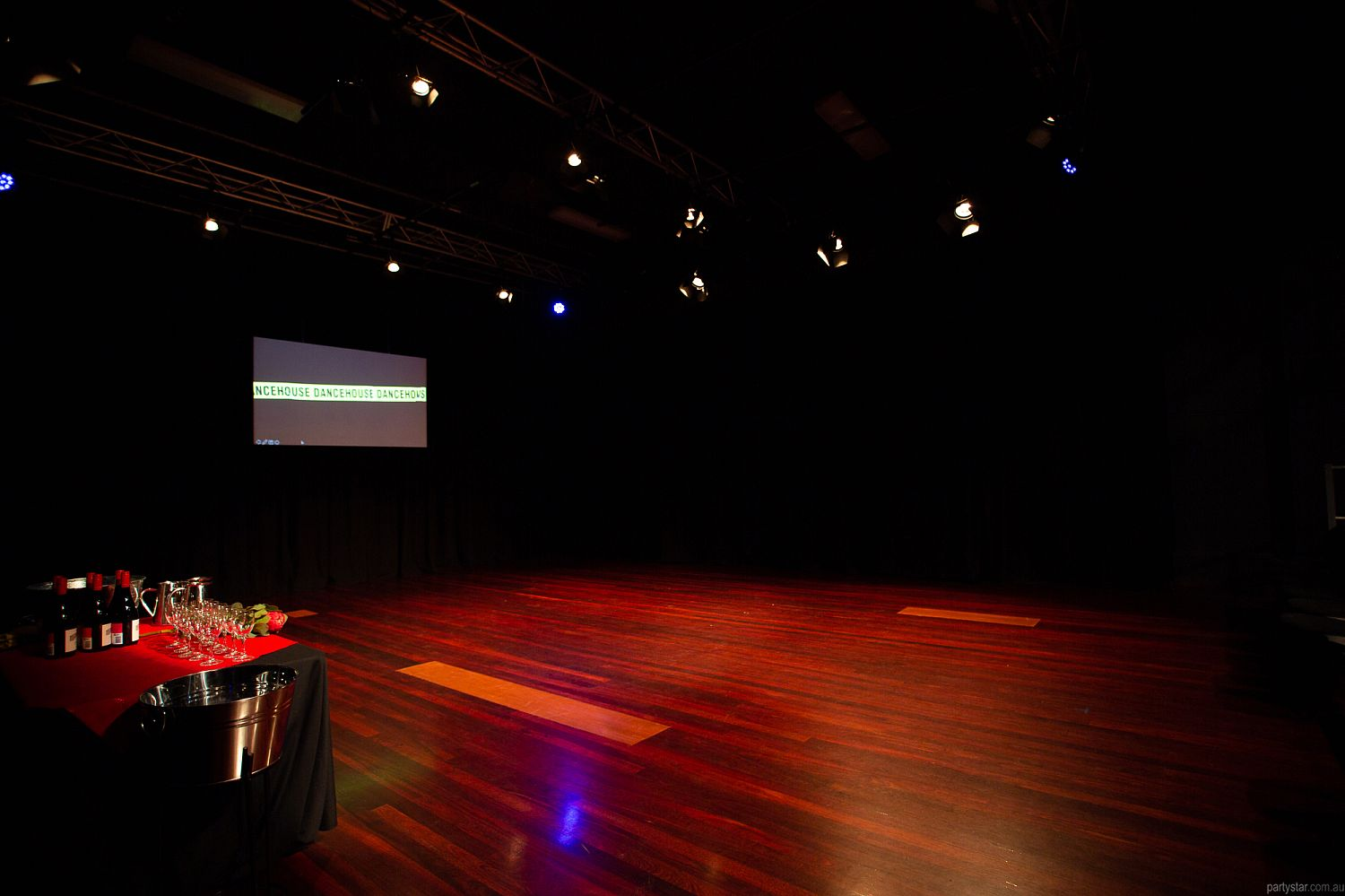 Dancehouse, Carlton North, VIC. Function Room hire photo #3
