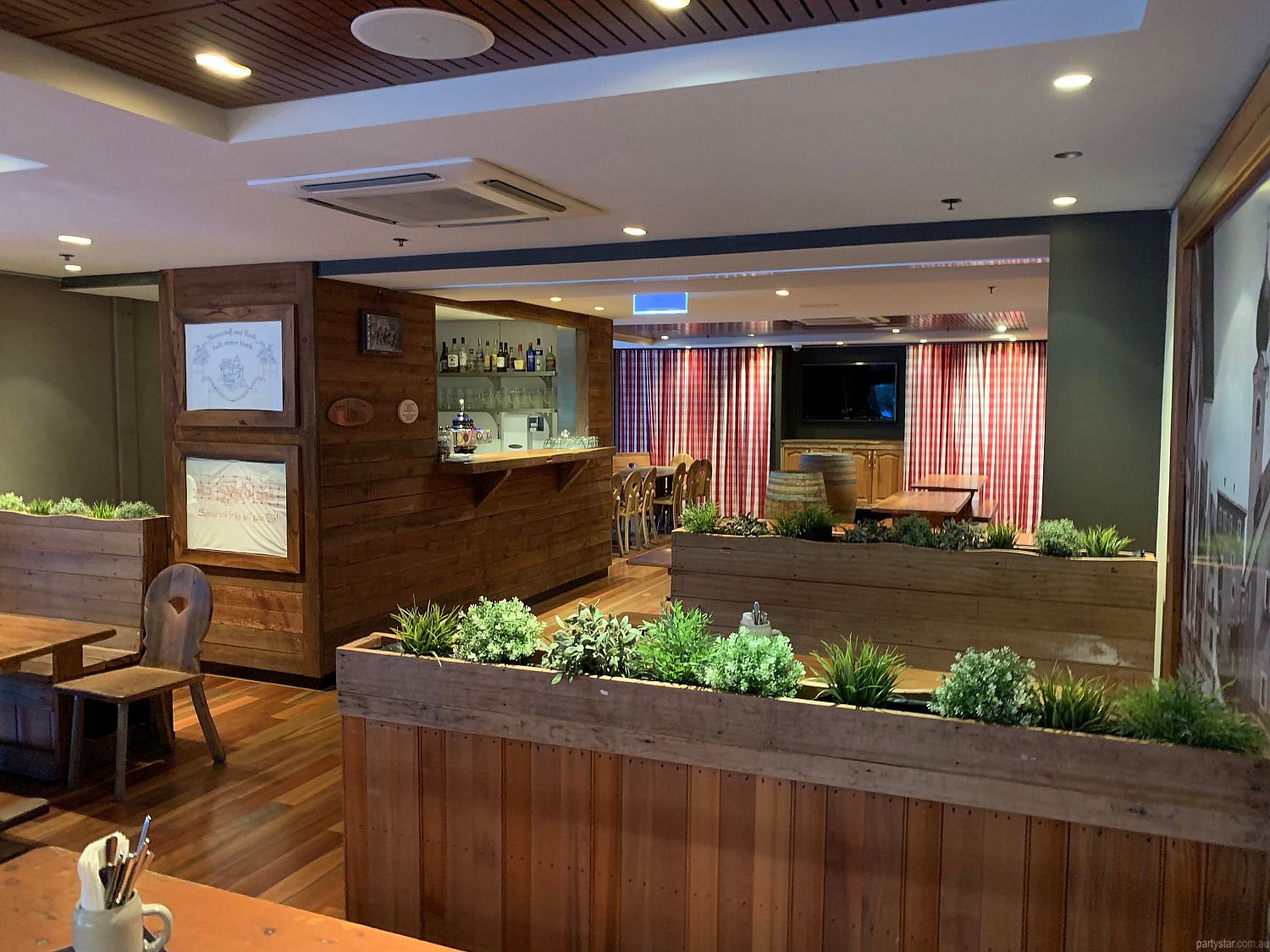 The HOF Downtown, Docklands, VIC. Function Room hire photo #1