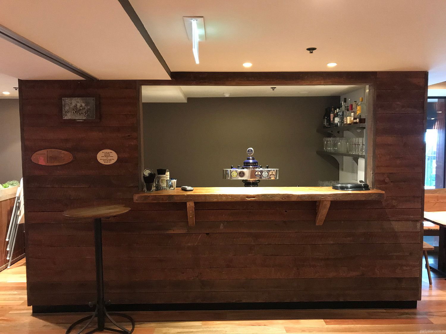 The HOF Downtown, Docklands, VIC. Function Room hire photo #3
