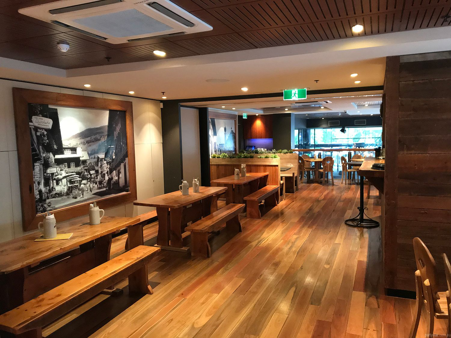 The HOF Downtown, Docklands, VIC. Function Room hire photo #4