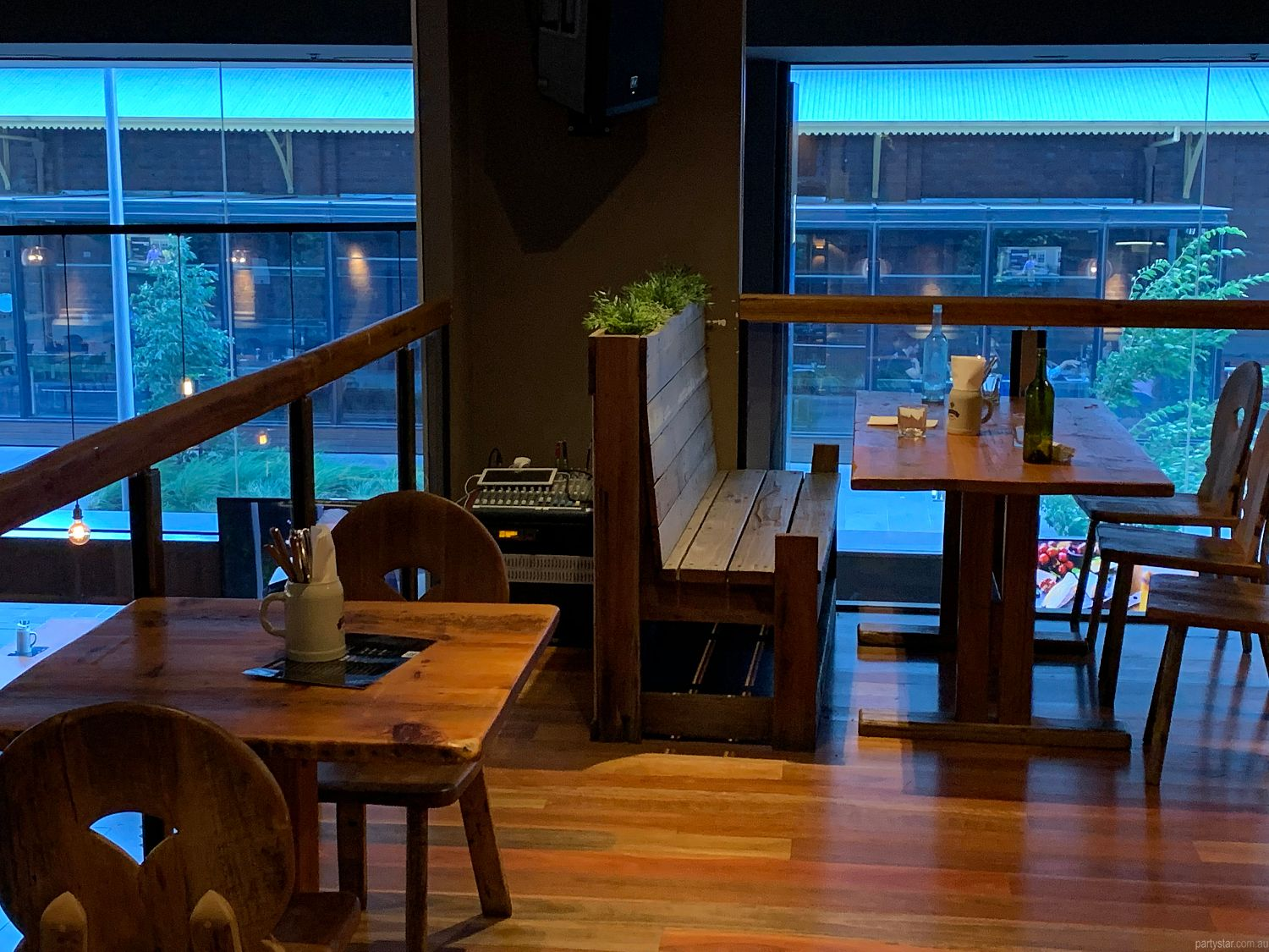The HOF Downtown, Docklands, VIC. Function Room hire photo #5