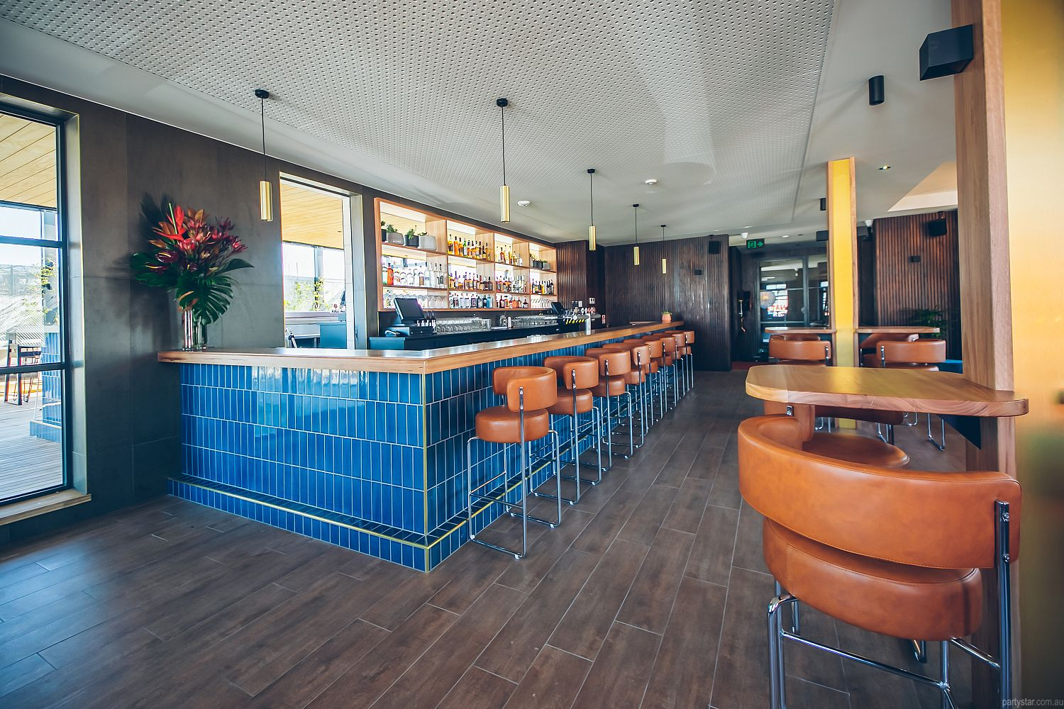 The Osborne, South Yarra, VIC. Function Room hire photo #1