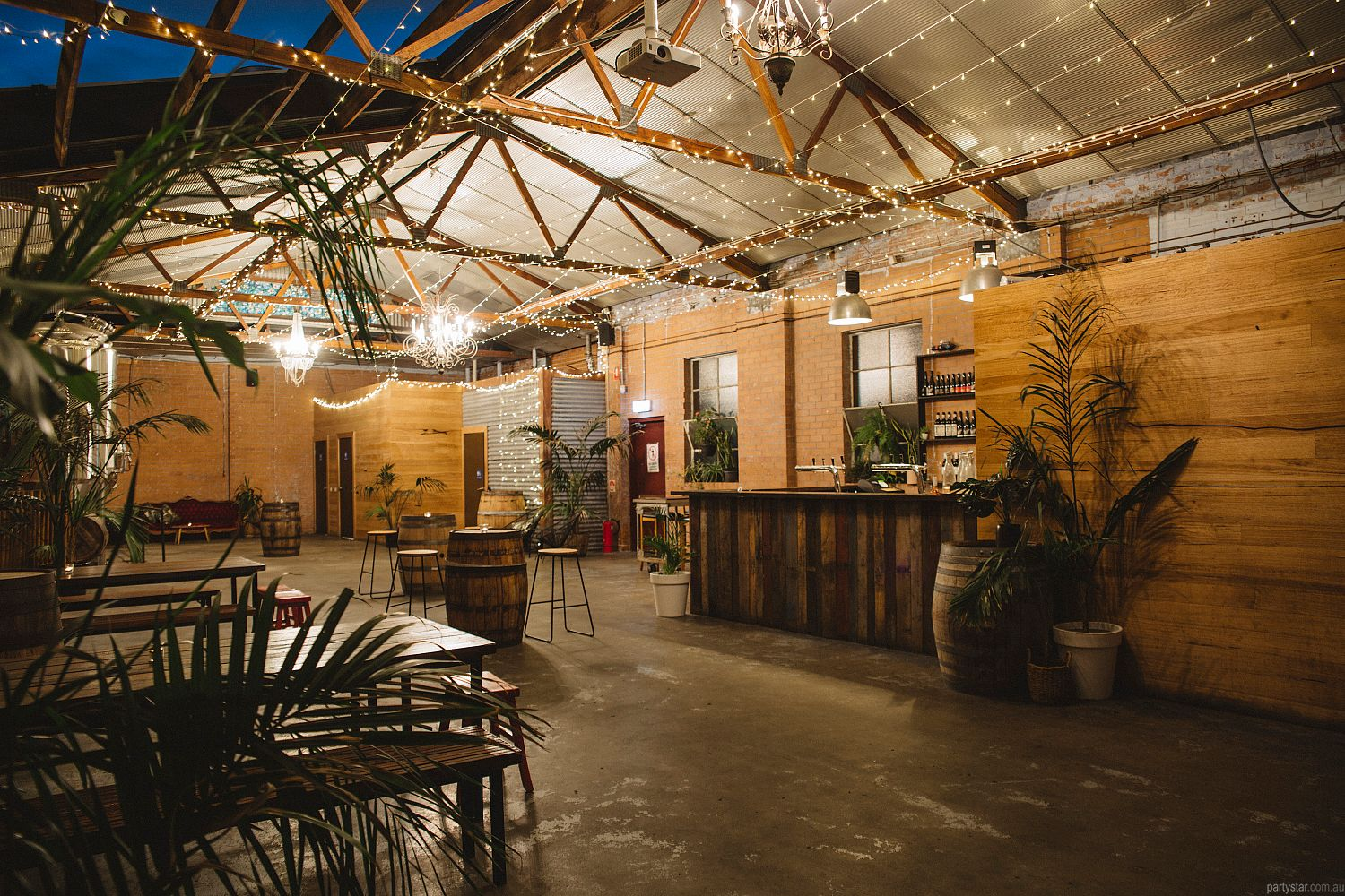 Moon Dog Brewery, Abbotsford, VIC. Function Room hire photo #1