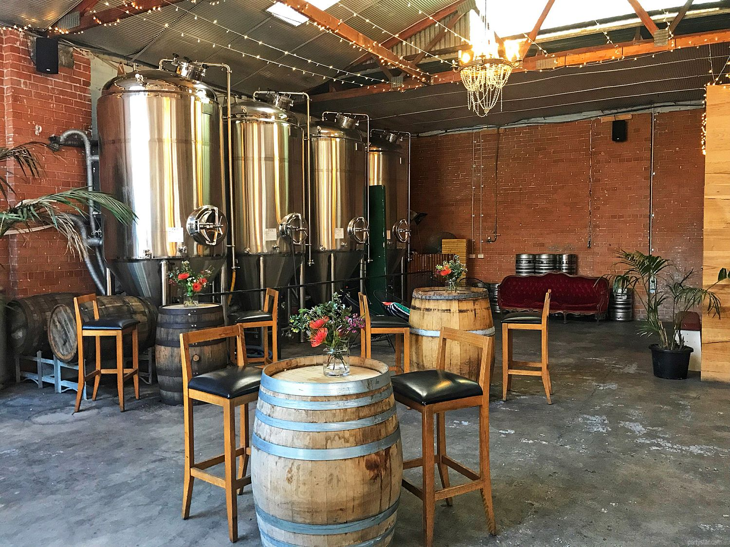 Moon Dog Brewery, Abbotsford, VIC. Function Room hire photo #3