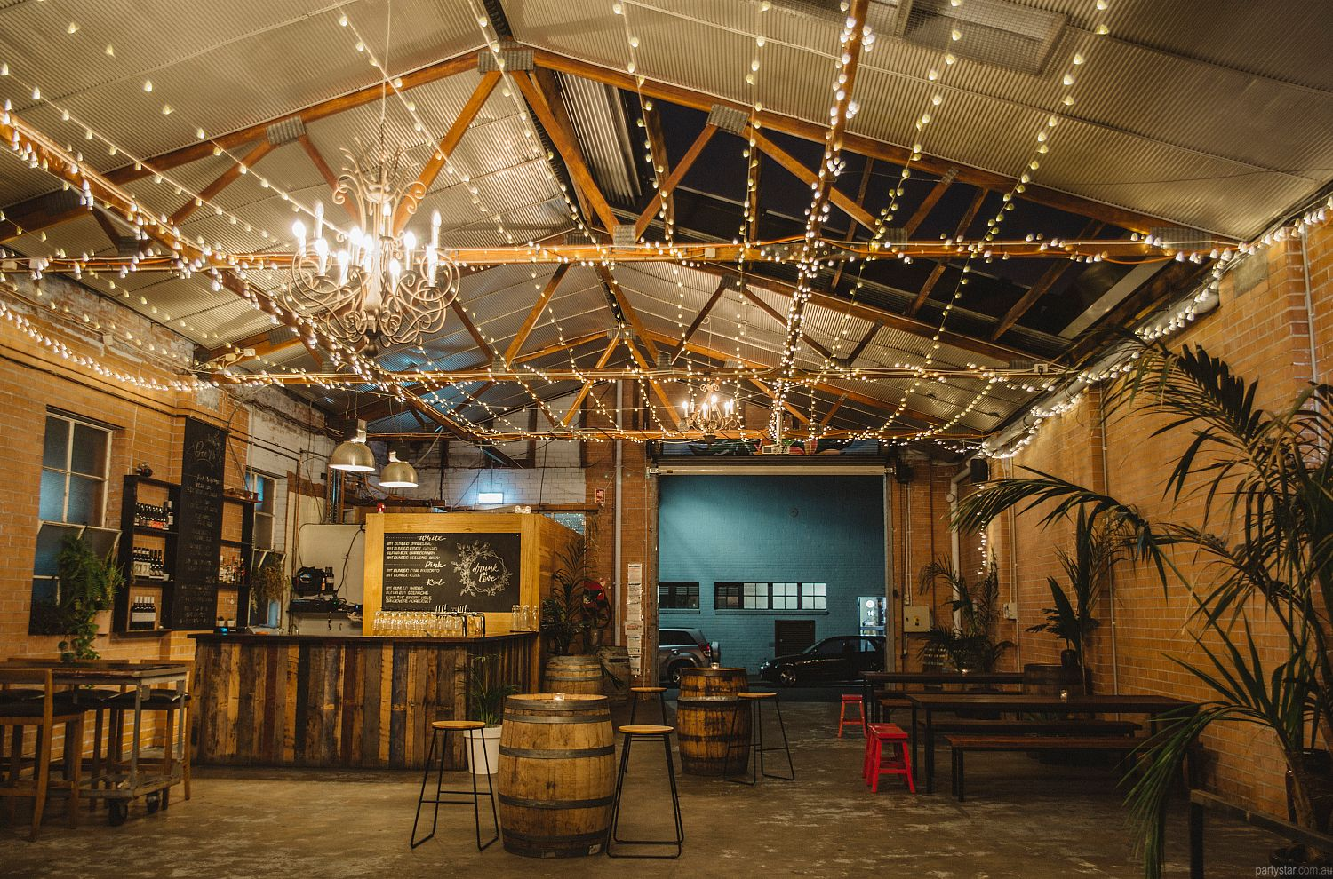 Moon Dog Brewery, Abbotsford, VIC. Function Room hire photo #4