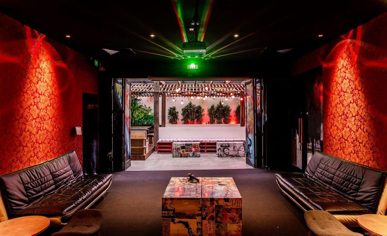 Tokosan, Prahran, VIC. Function Room hire photo #4
