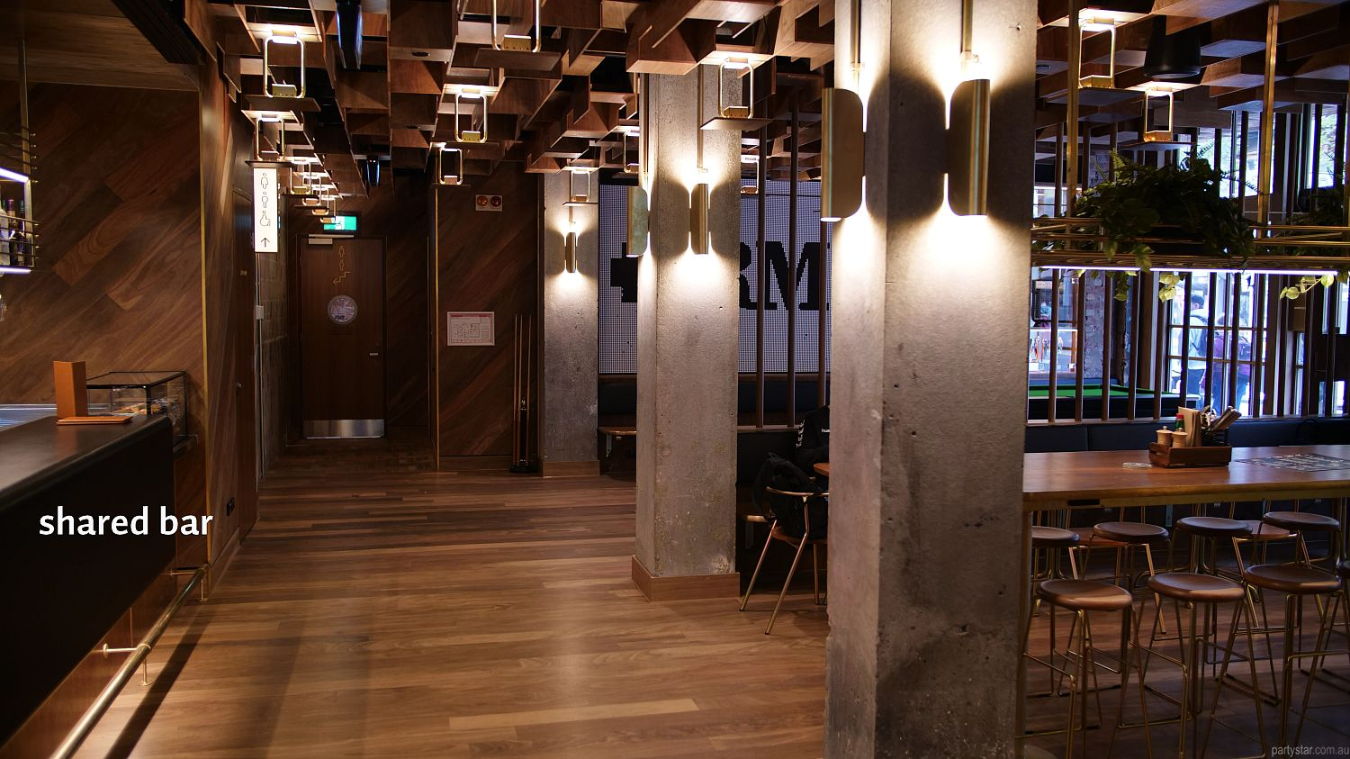 The Oxford Scholar, Melbourne, VIC. Function Room hire photo #2
