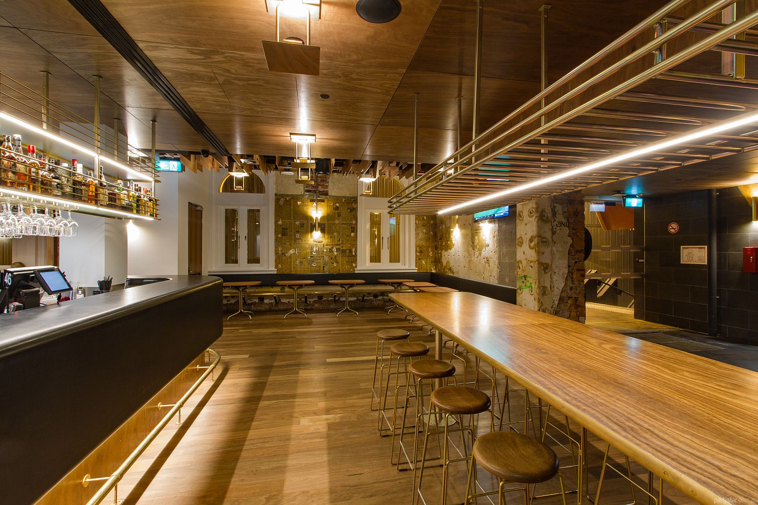 The Oxford Scholar, Melbourne, VIC. Function Room hire photo #1