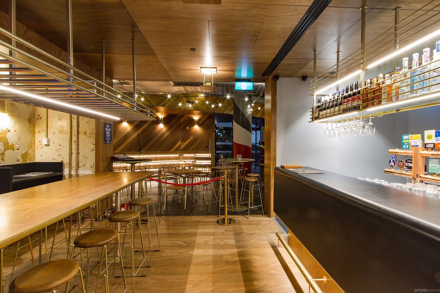 The Oxford Scholar, Melbourne, VIC. Function Room hire photo #5