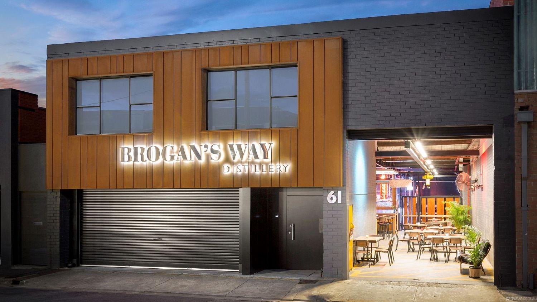 Brogan's Way, Richmond, VIC. Function Room hire photo #1