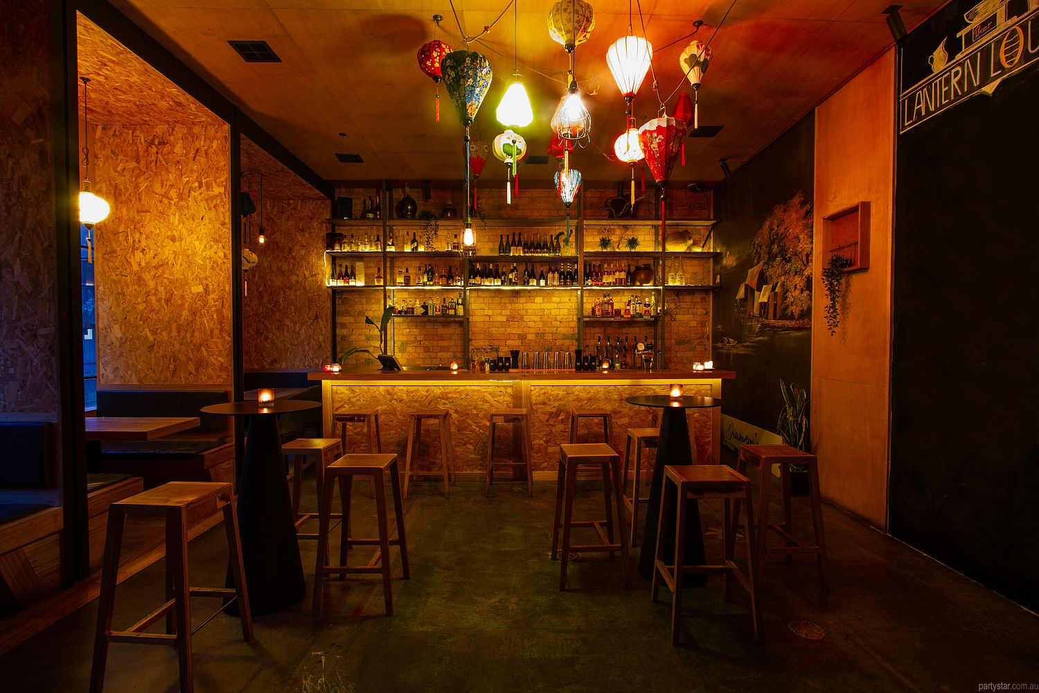 Lantern Lounge, Collingwood, VIC. Function Room hire photo #1