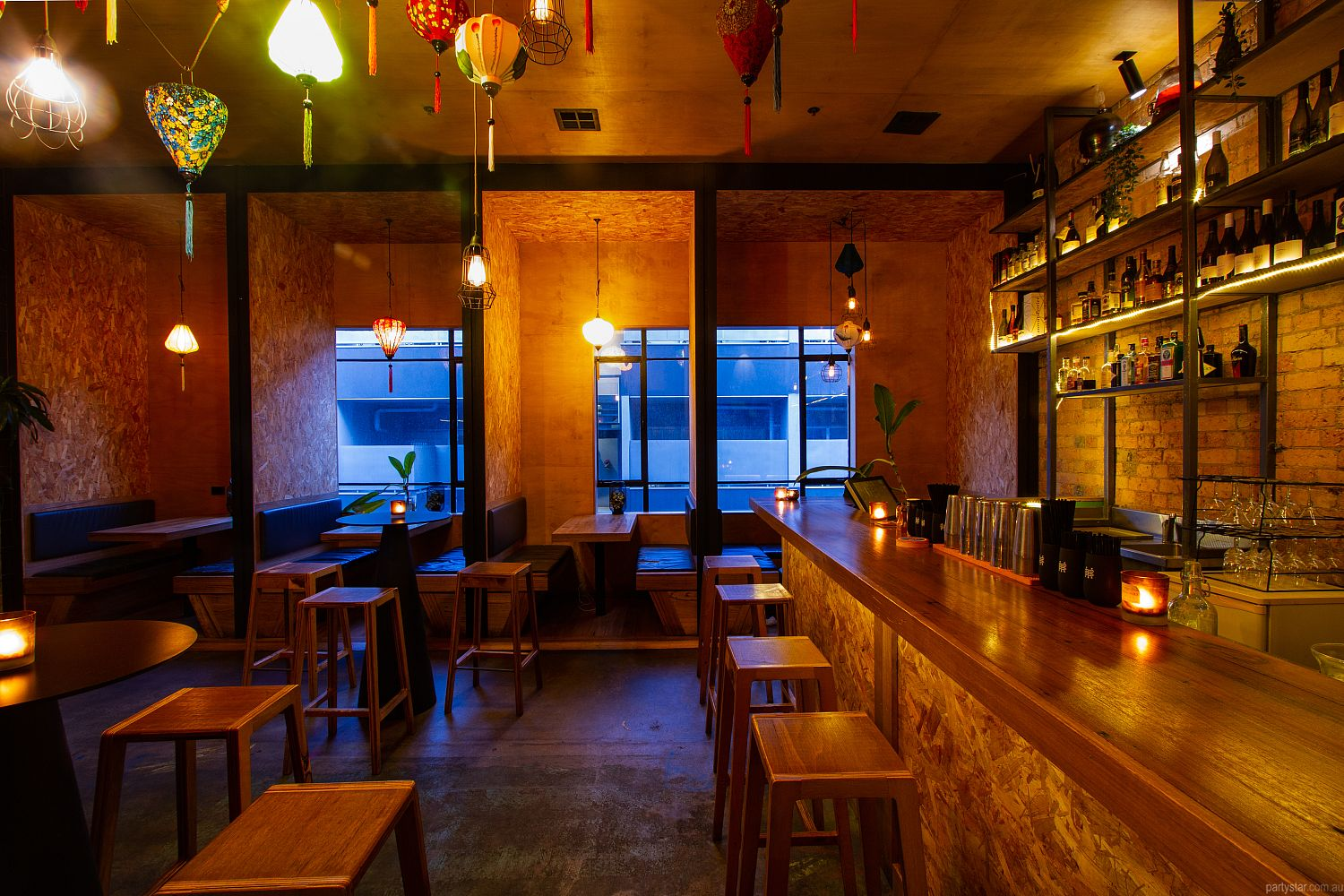 Lantern Lounge, Collingwood, VIC. Function Room hire photo #2