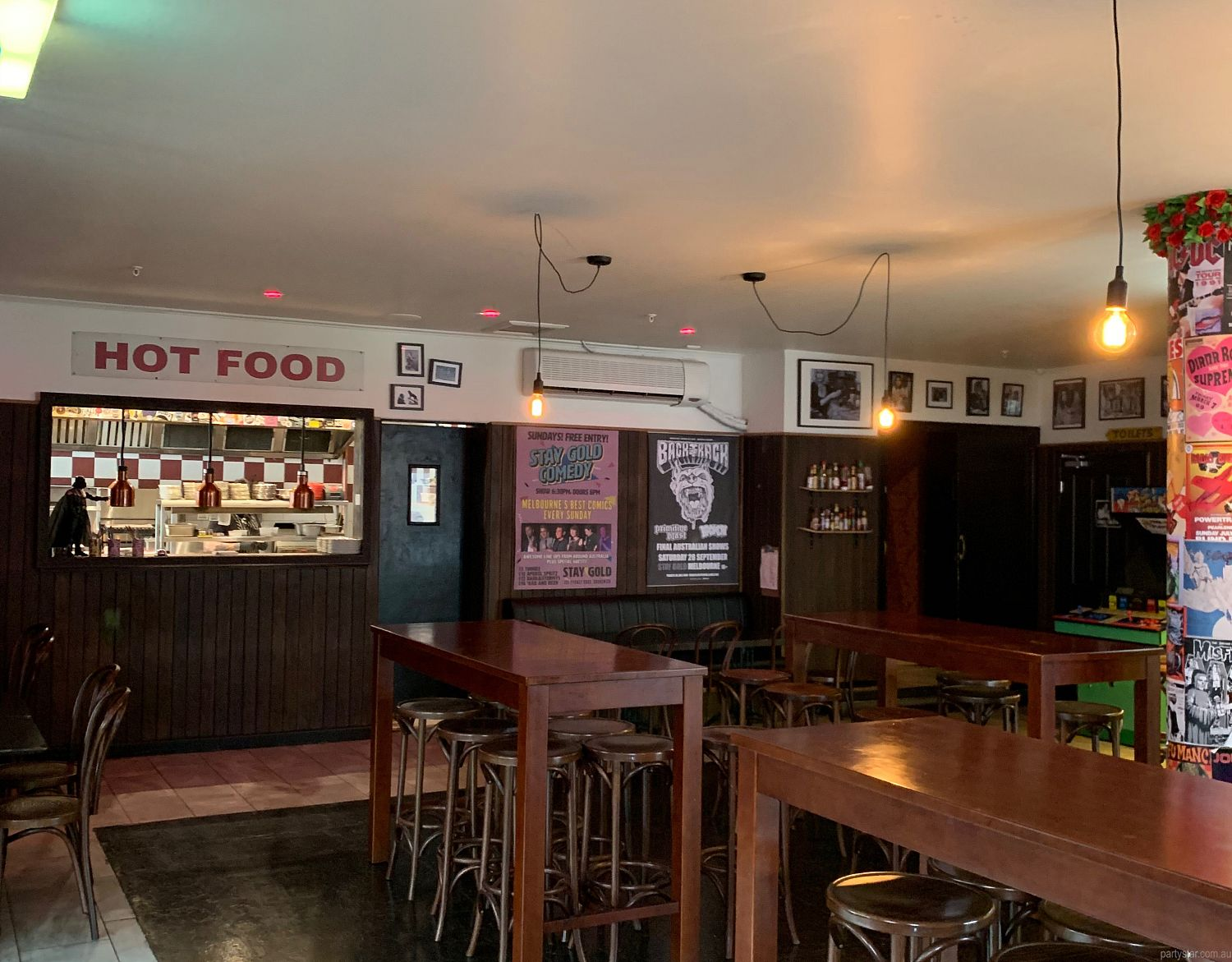 Spitfire, Brunswick, VIC. Function Room hire photo #3