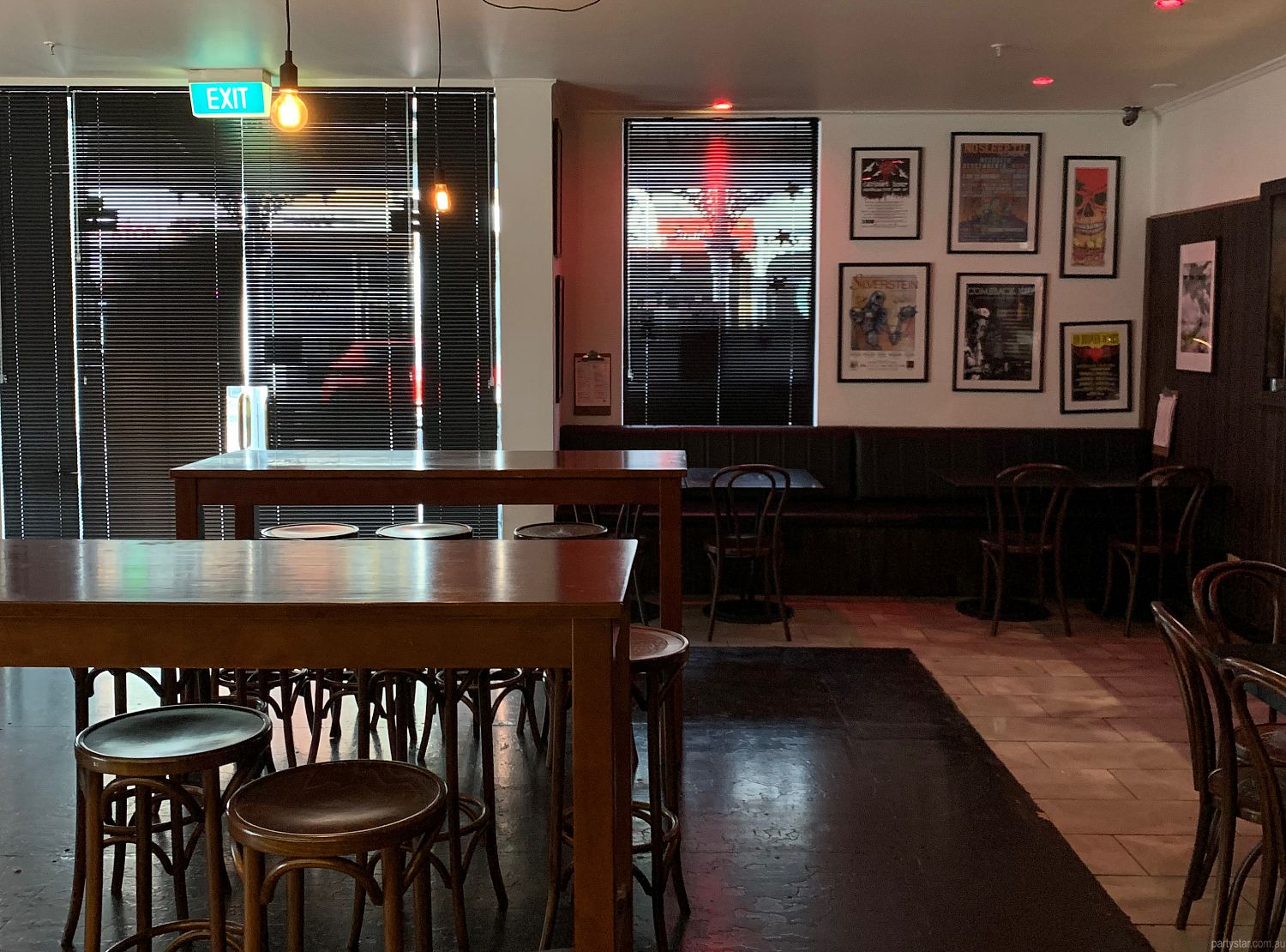 Spitfire, Brunswick, VIC. Function Room hire photo #4