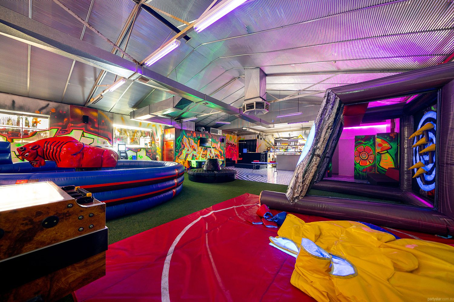The PlayZone, South Yarra, VIC. Function Room hire photo #2