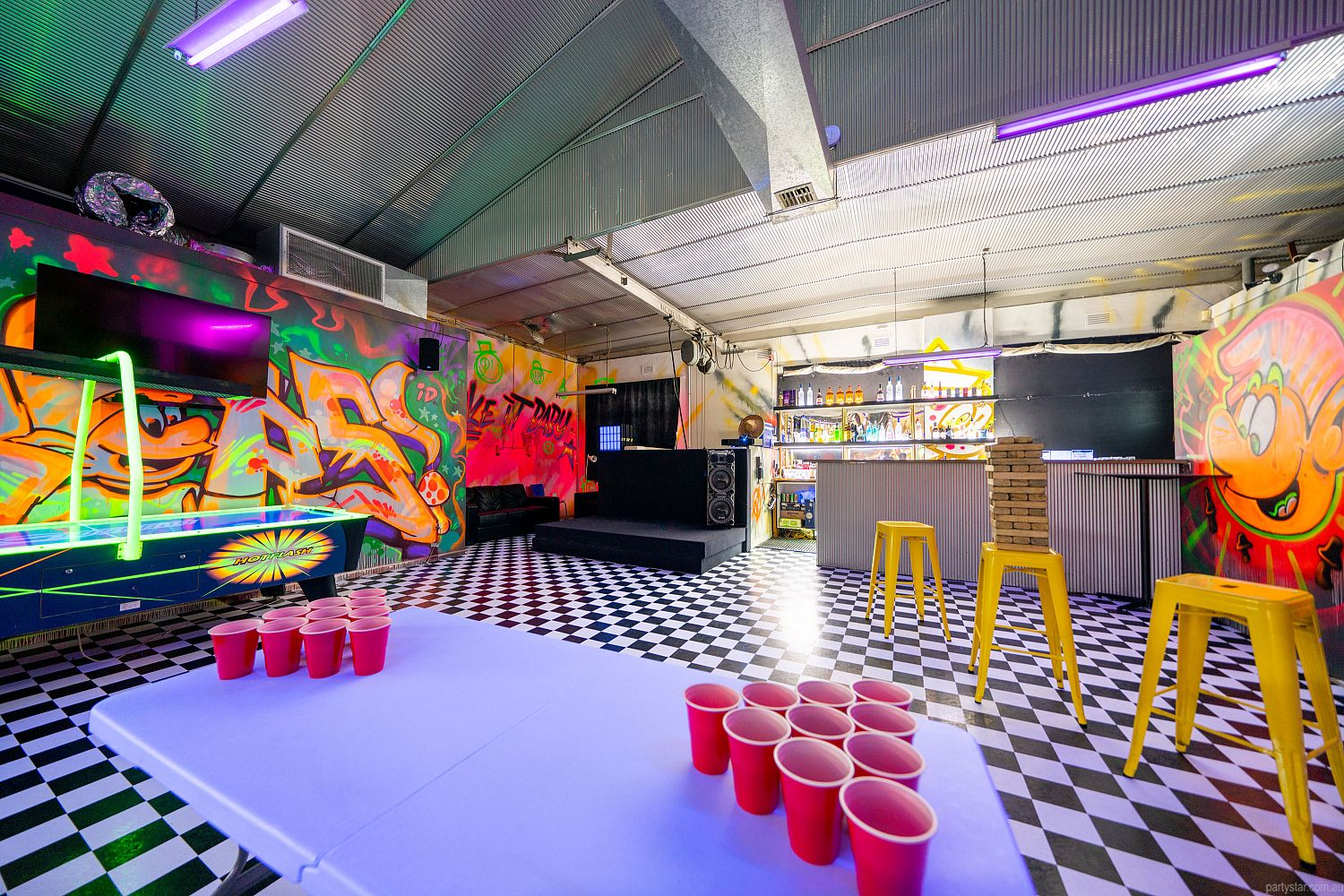The PlayZone, South Yarra, VIC. Function Room hire photo #3