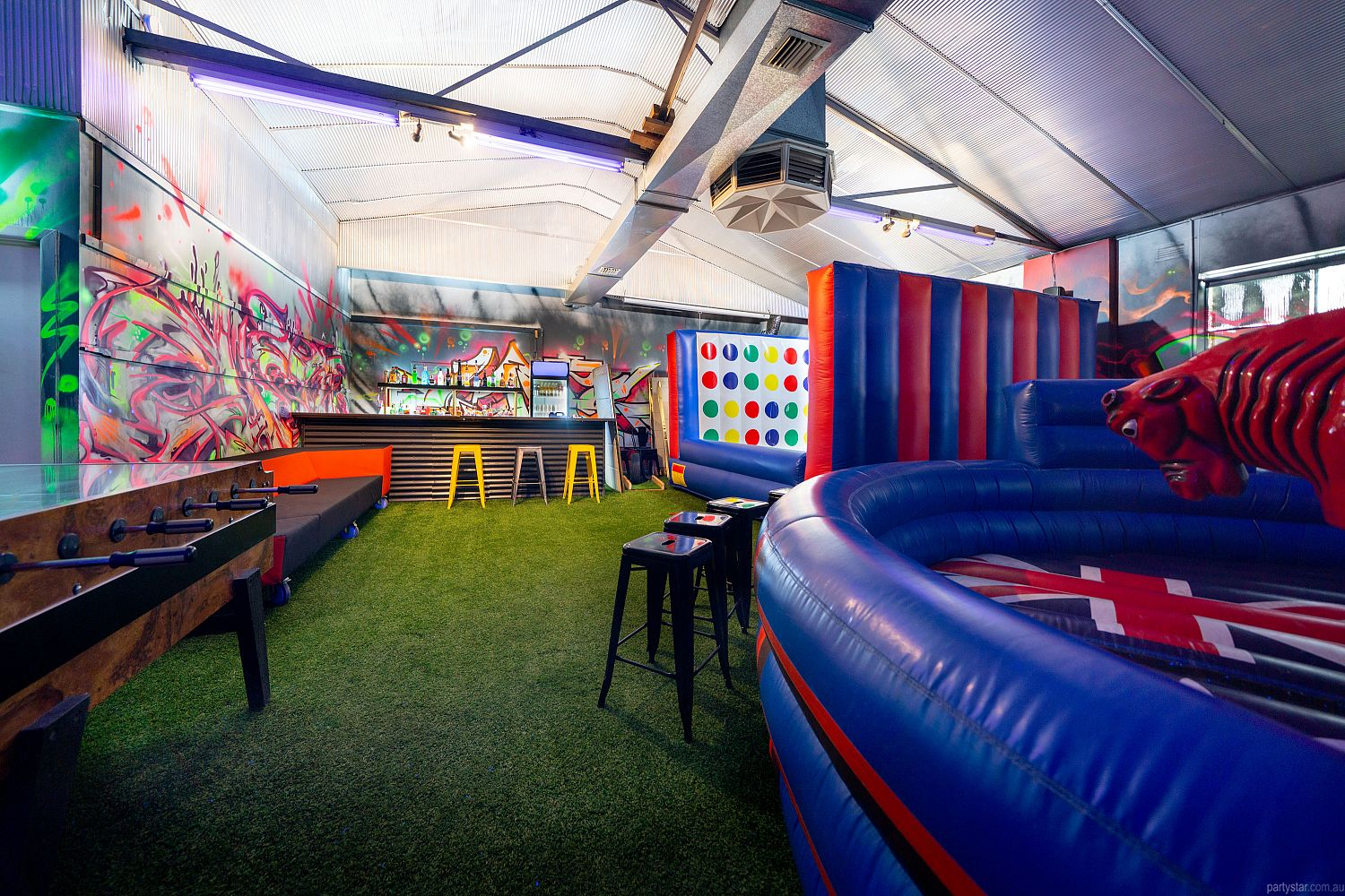 The PlayZone, South Yarra, VIC. Function Room hire photo #4