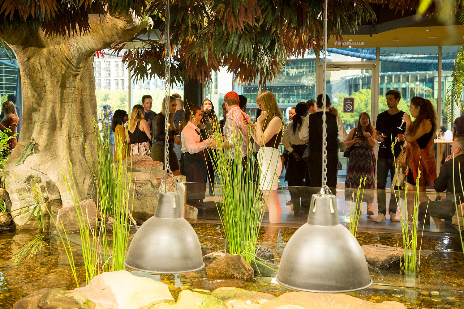 Sea Life, Melbourne, VIC. Function Room hire photo #2