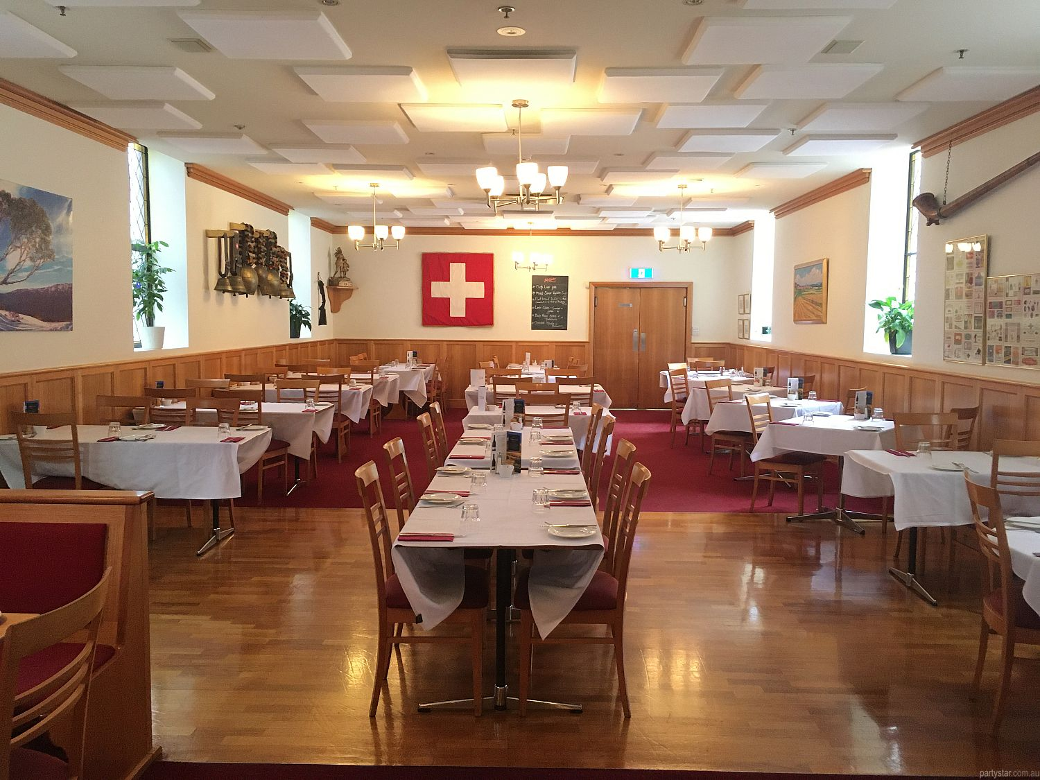 Swiss House, Melbourne, VIC. Function Room hire photo #5