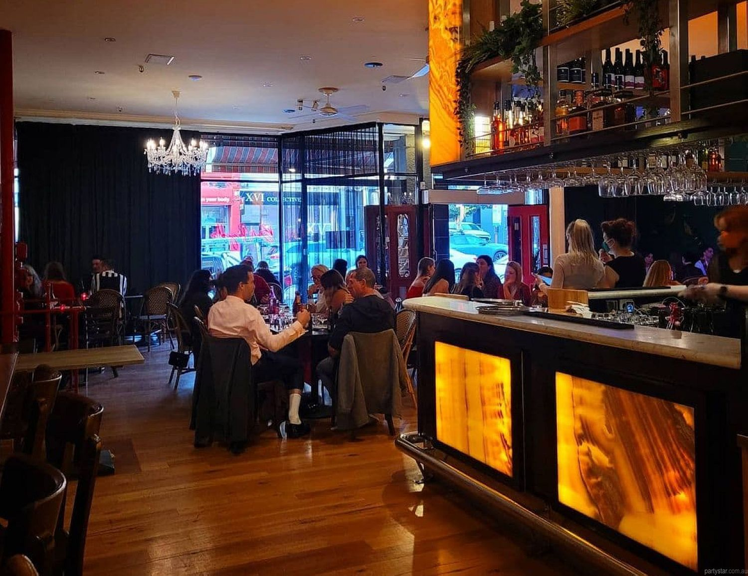 Bar Pigalle, Richmond, VIC. Function Room hire photo #3
