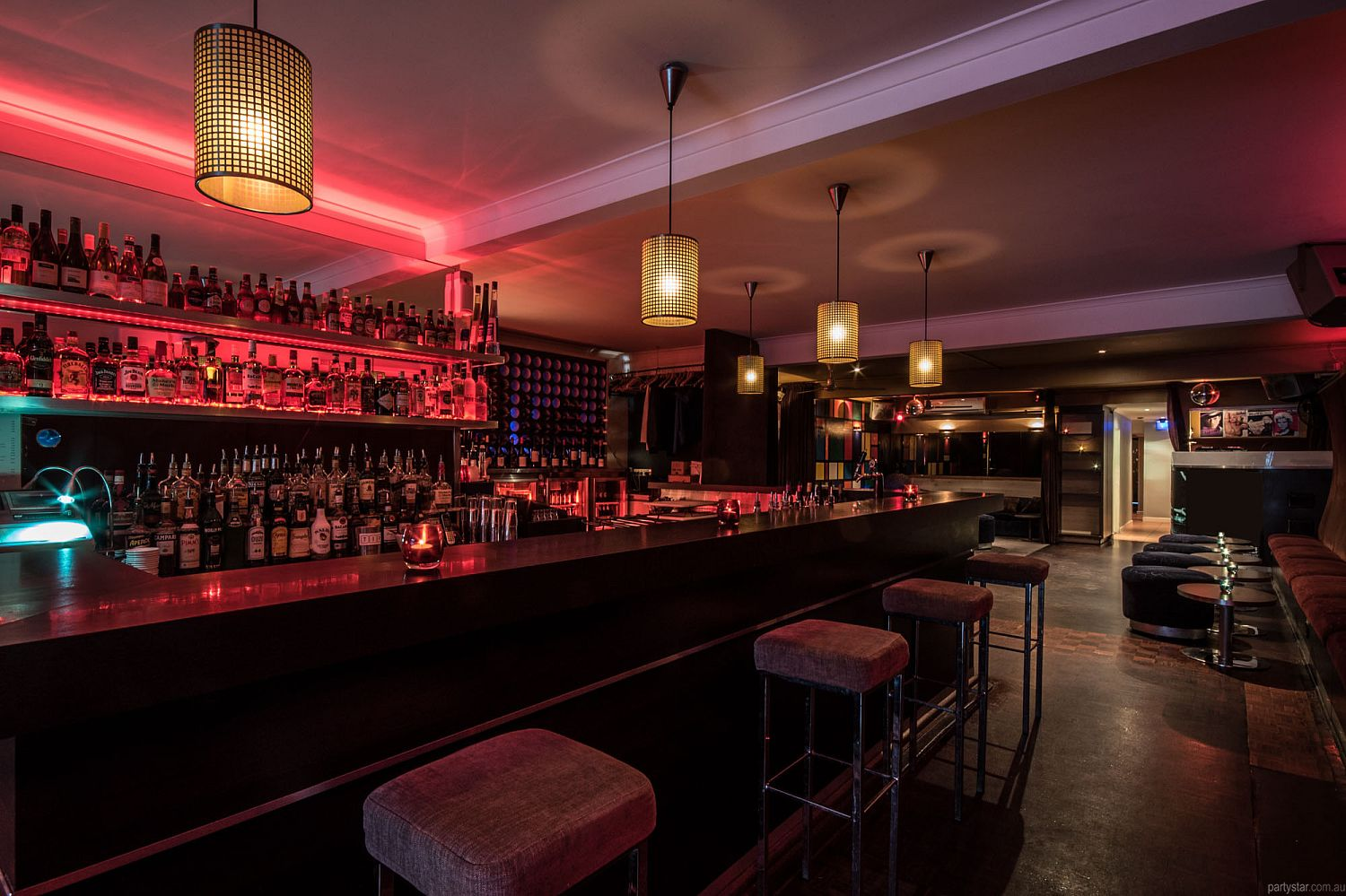 The Social, Windsor, VIC. Function Room hire photo #1