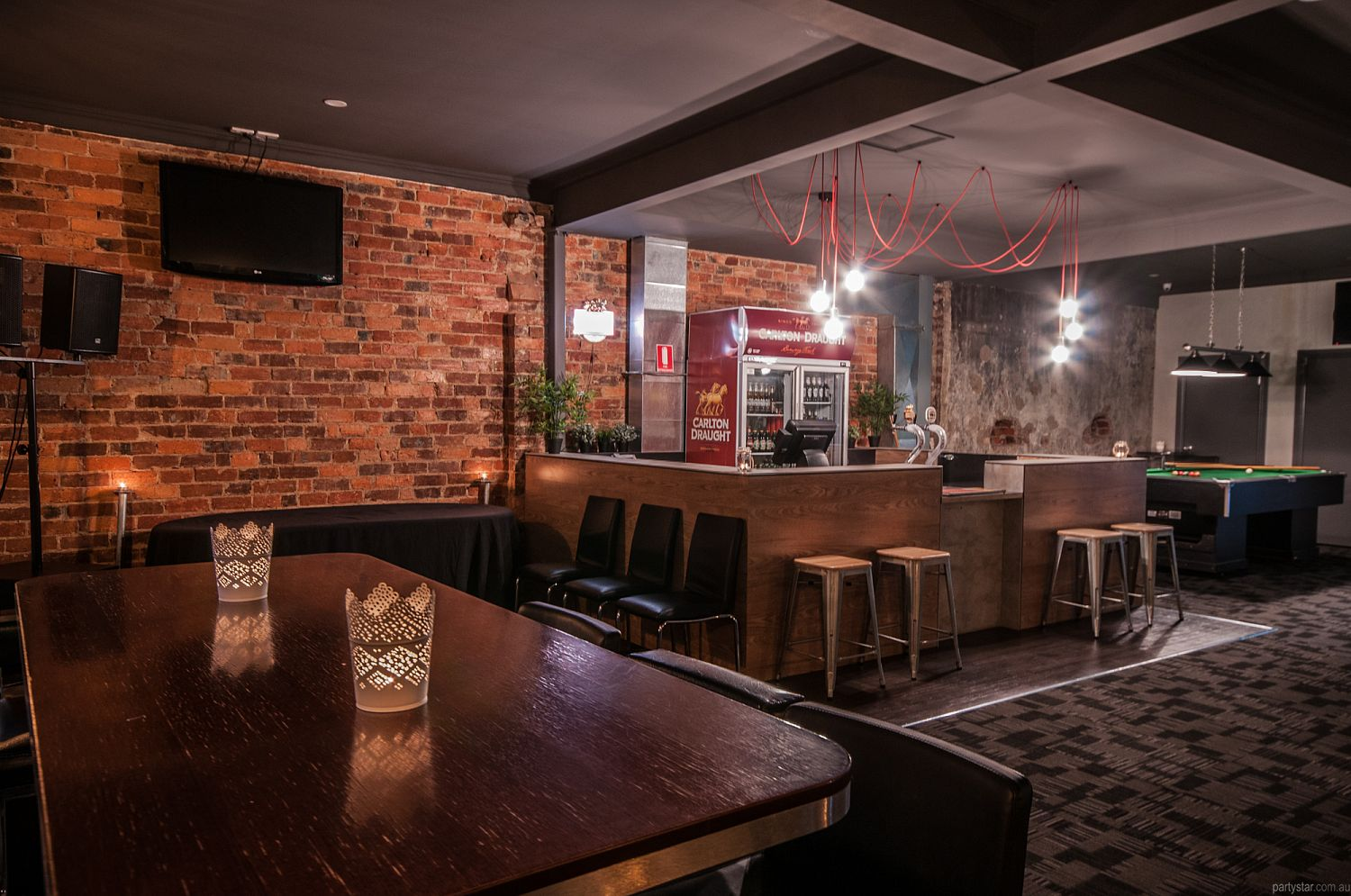 Bakers Arms, Abbotsford, VIC. Function Room hire photo #1