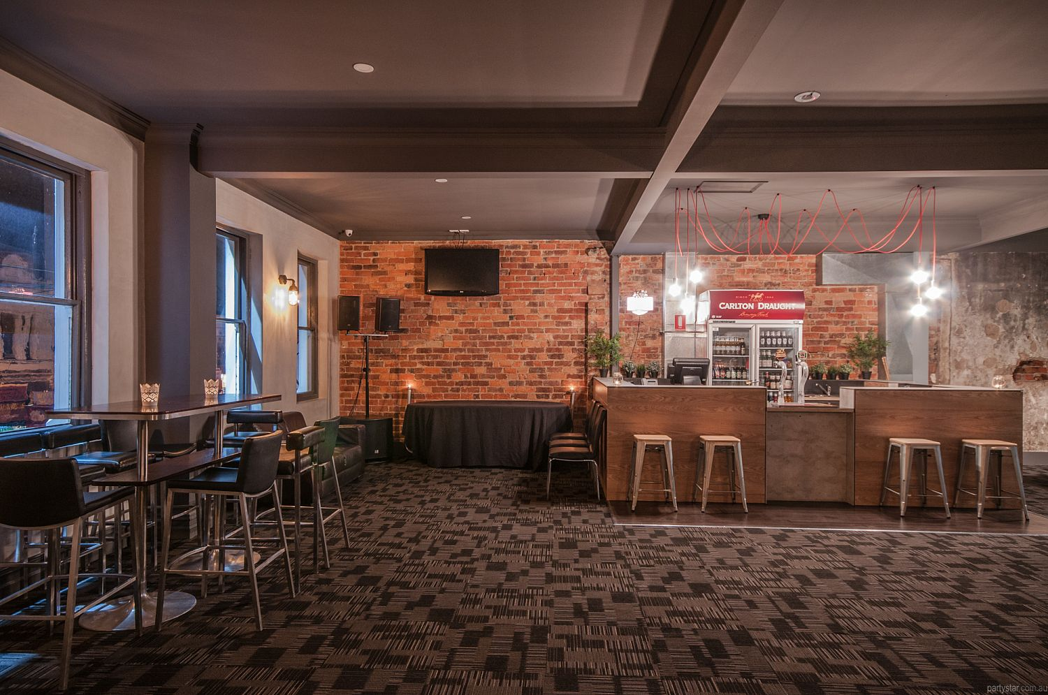 Bakers Arms, Abbotsford, VIC. Function Room hire photo #2