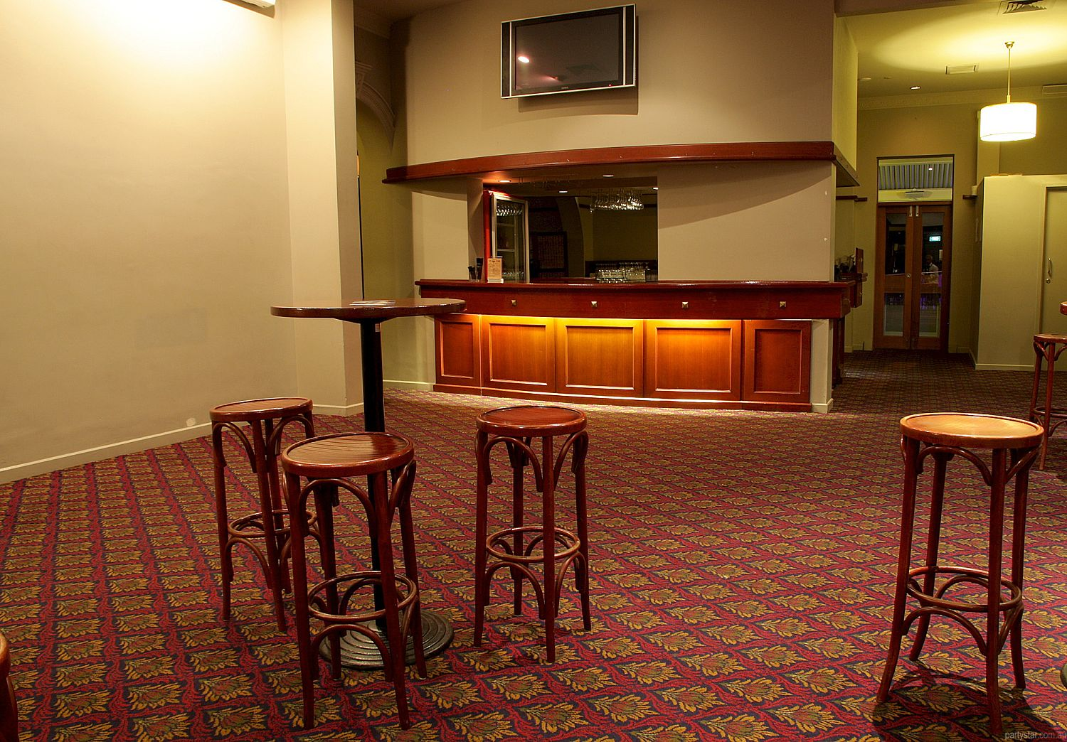 Pineapple Hotel, Kangaroo Point, QLD. Function Room hire photo #2