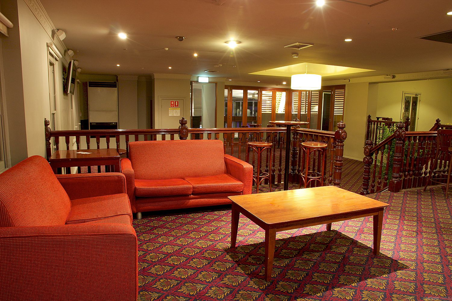 Pineapple Hotel, Kangaroo Point, QLD. Function Room hire photo #3